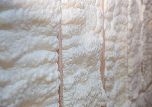 Spray Foam Crawlspace