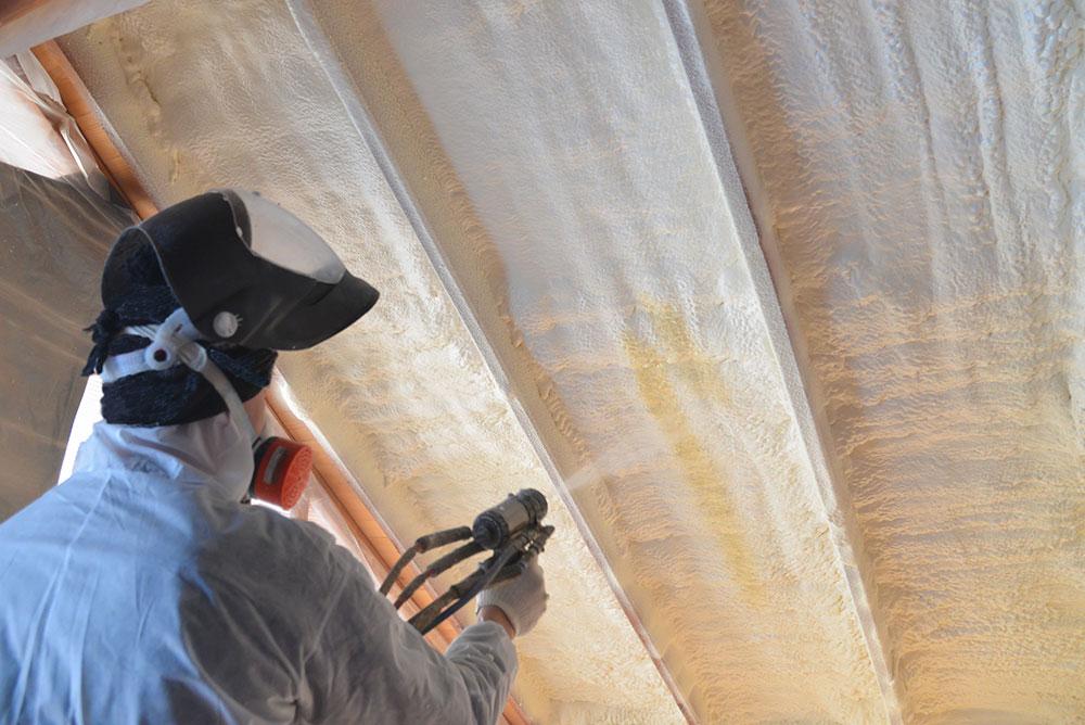 How to choose Spray Foam Insulation